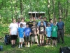 Camping Skills Weekend 2010 - on the Appalachian Trail