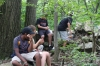 Troop 72 Camping Skills Weekend - hike to the Allentown Shelter from Rt. 309 trailhead